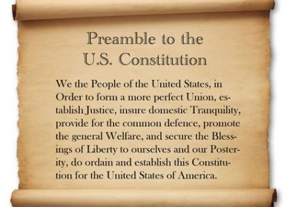 Constitution Preamble