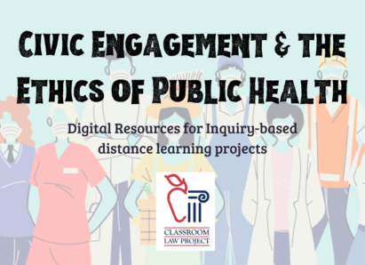 Civic Engagement and the Ethics of Public Health Digital Resources
