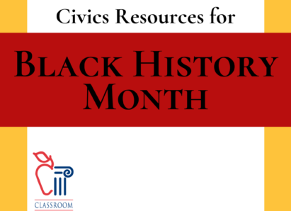 Civics Resources for Black History Month